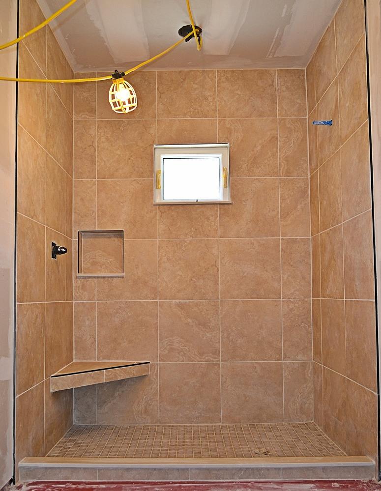 Admirable Shower Tile Installation Bathroom Renovations Tampa Bay Download Free Architecture Designs Rallybritishbridgeorg