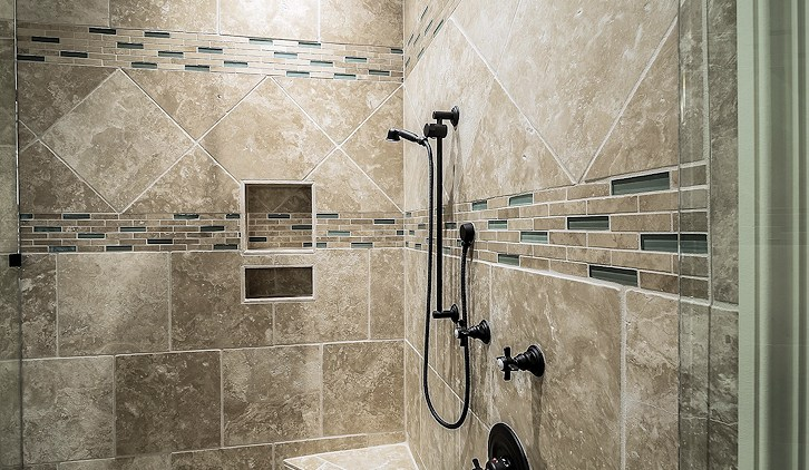 Shower Tile Installation & Bathroom Renovations - Tampa Bay
